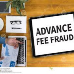 Advanced fee scam